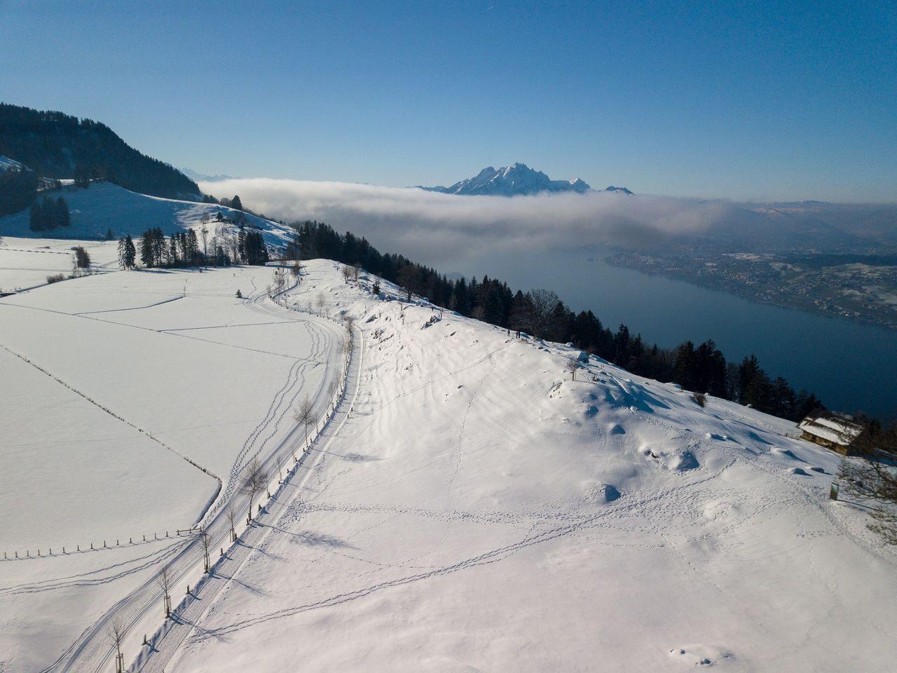 Winterwandern Seebodenalp