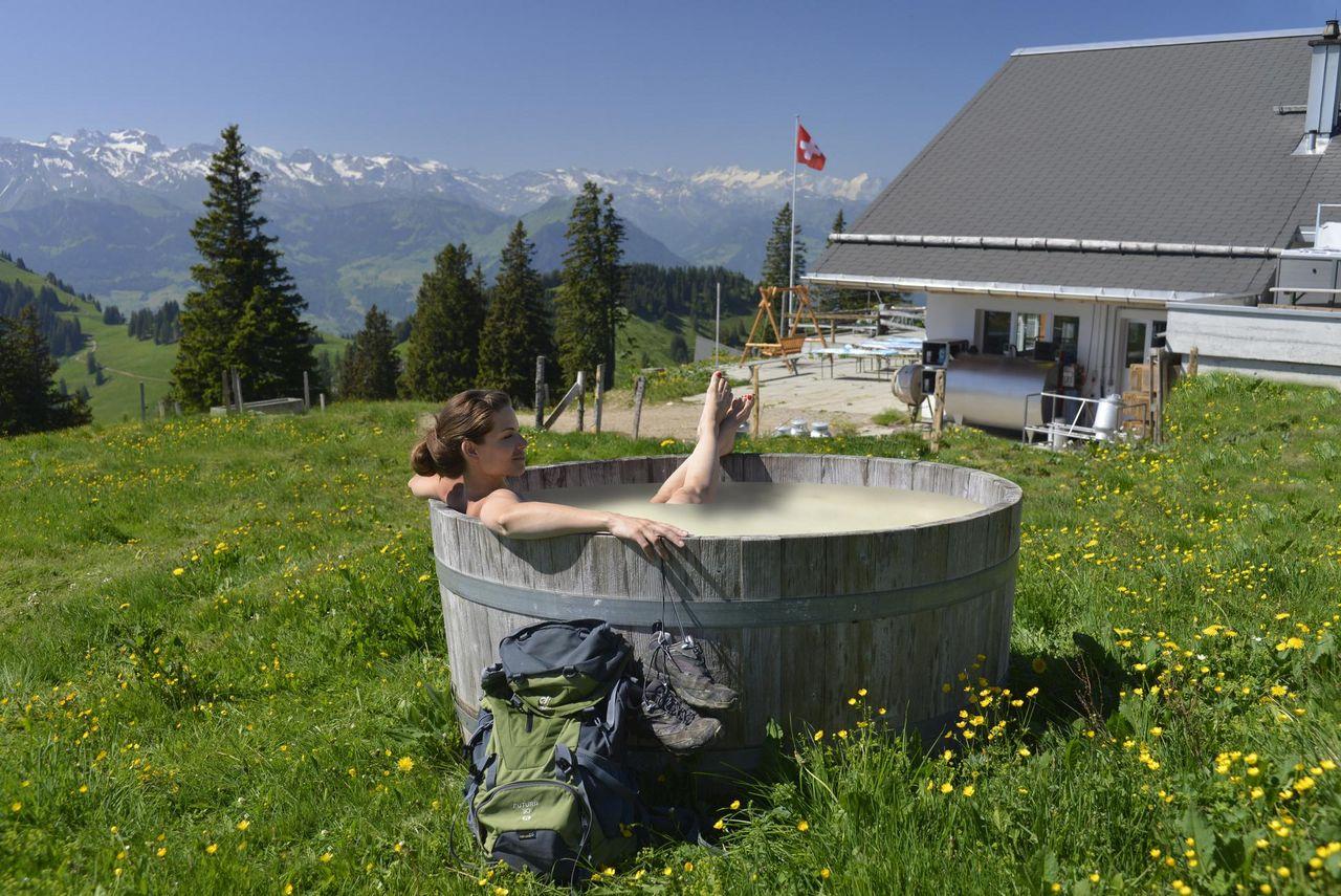 Alpine wellness Chäserenholz