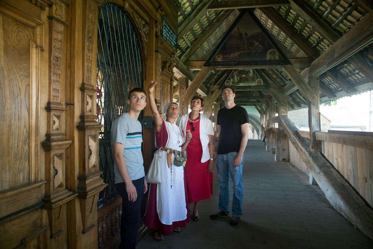 Journey back to the Middle Ages