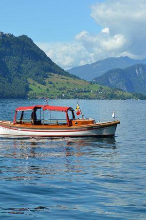 Quatagis Fahrgast-Schiff