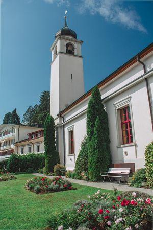 Reformierte Kirche Weggis
