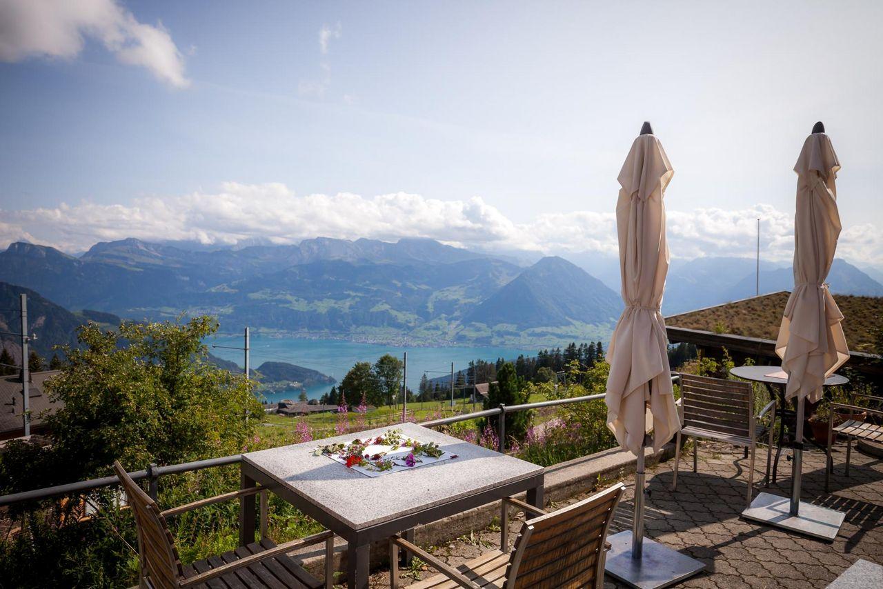 Edelweiss - Panorama Restaurant
