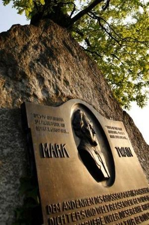 Rigi - Mark Twain Weg