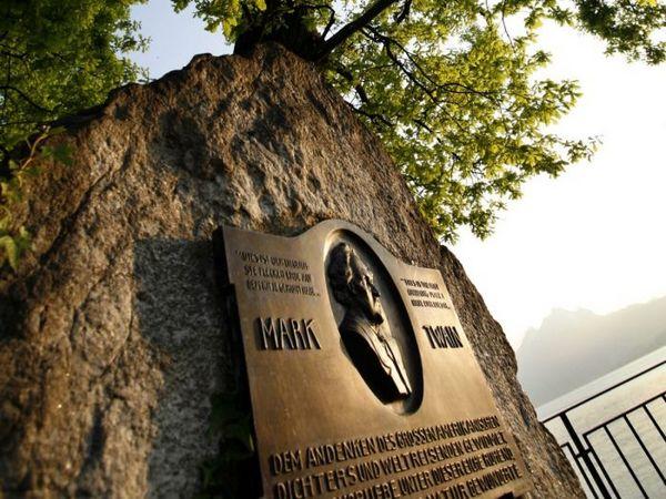 Rigi - The Path of Mark Twain