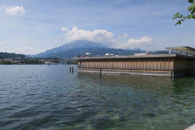 Lucerne to Meggen via Rio de Janeiro