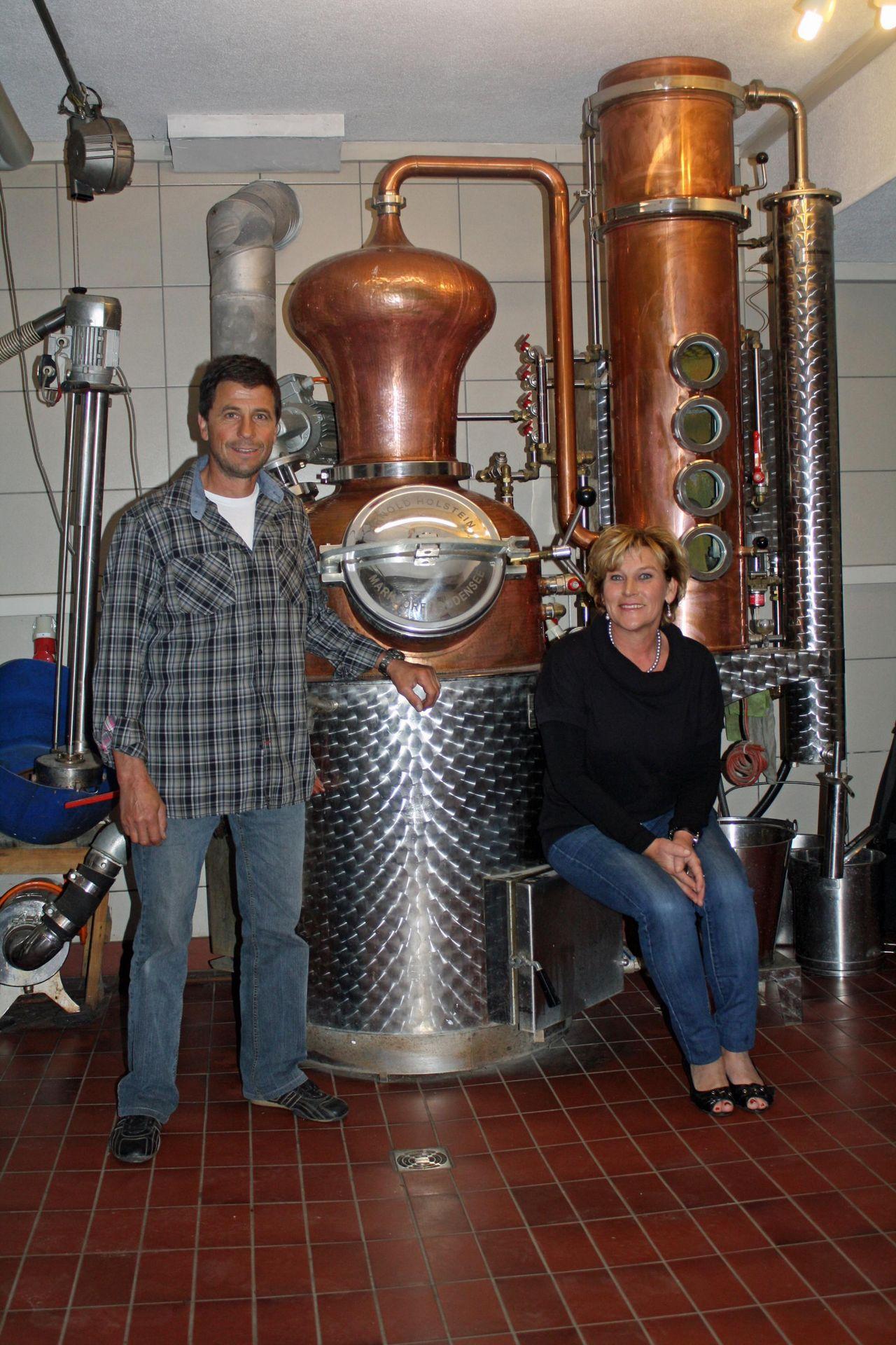 Distillery Stalder