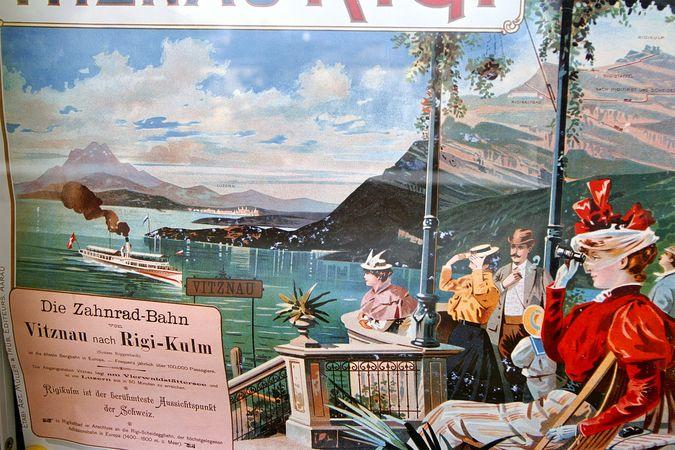 Von Rigi Kaltbad nach Rigi Kulm