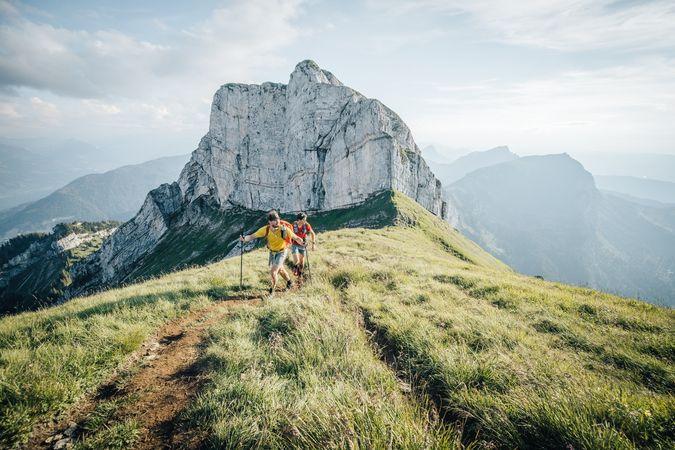 Tell-Trail Etappe 4: Luzern - Pilatus - Stans
