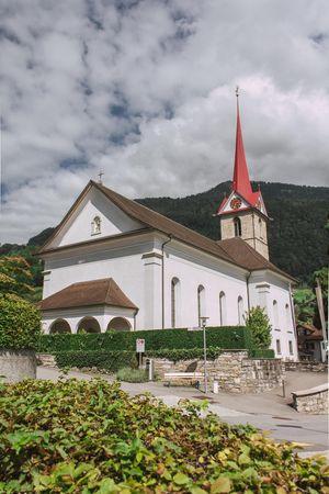 Kath. Pfarrkirche St. Maria Weggis