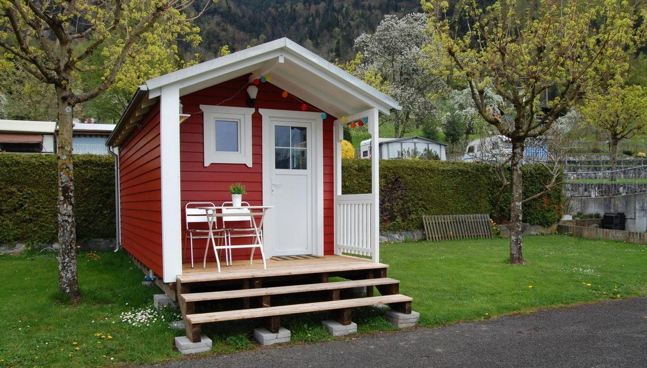 Schlafhüsli Camping Vitznau