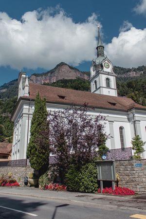 Katholische Kirche St. Hieronymus Vitznau