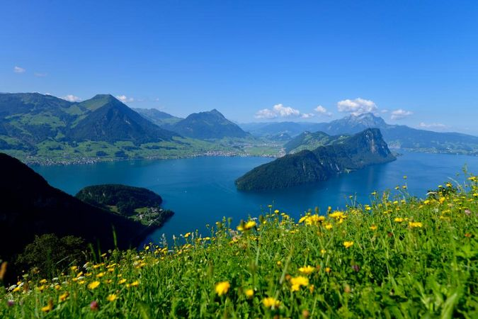 Rigi - The Path of Nature Treasures