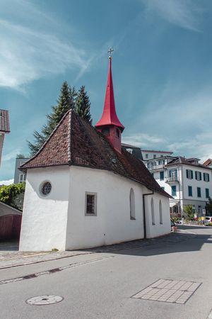Allerheiligenkapelle Weggis
