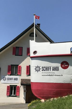 Schiff Ahoi - Pop Up Restaurant