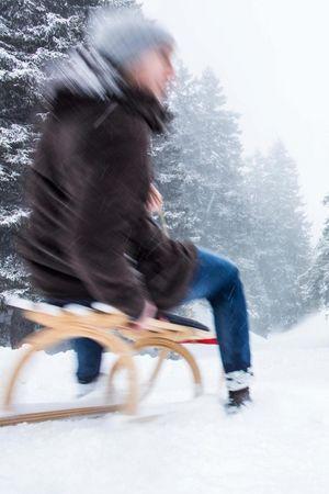 Rigi winter sport report