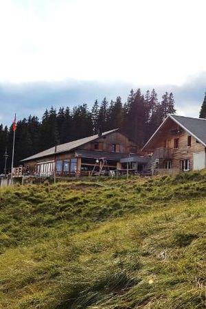 Chäserenholzhütte