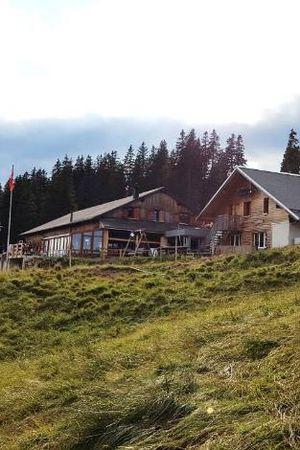 Alpine dairy Chäserenholz