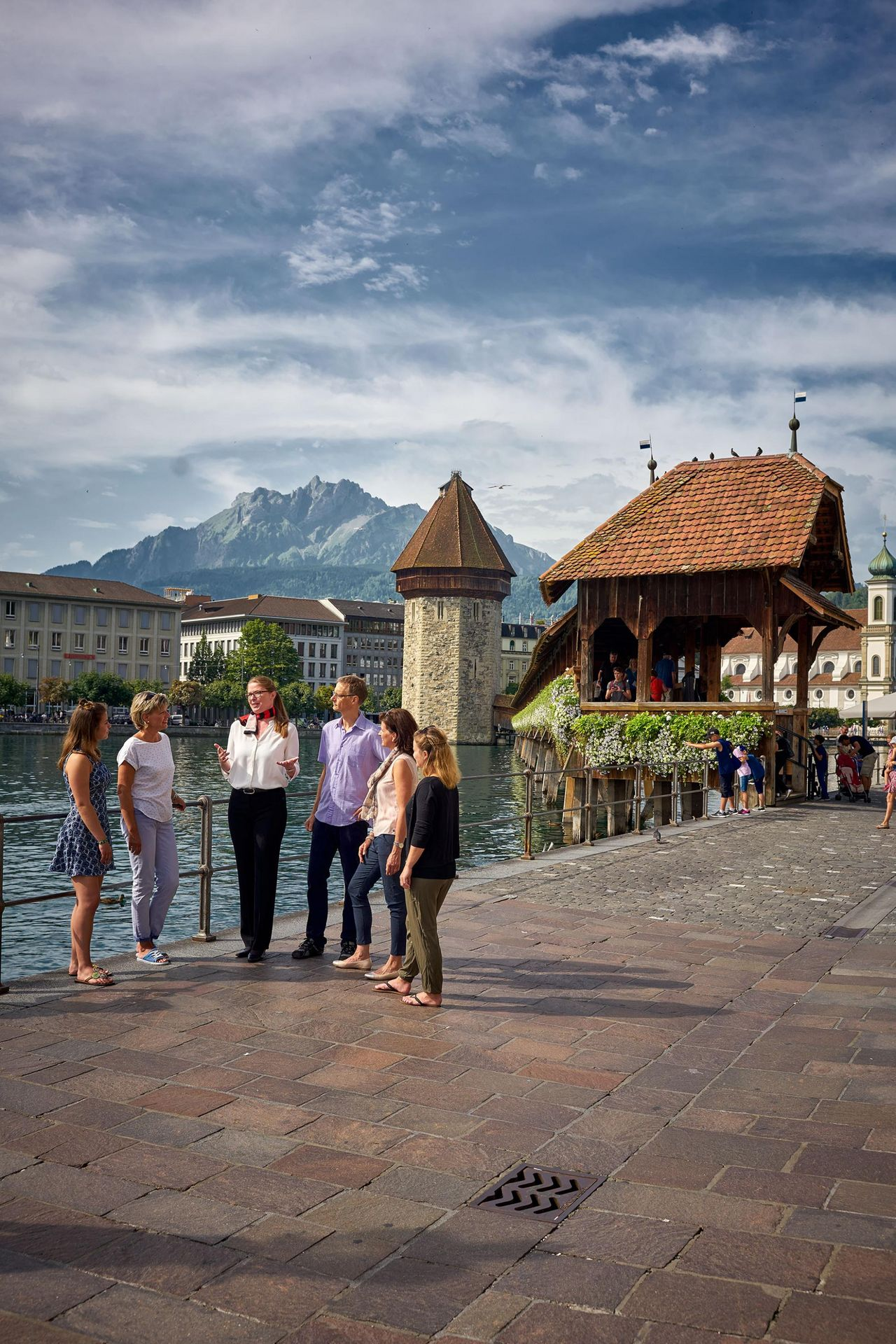 Guided City Walk Lucerne
