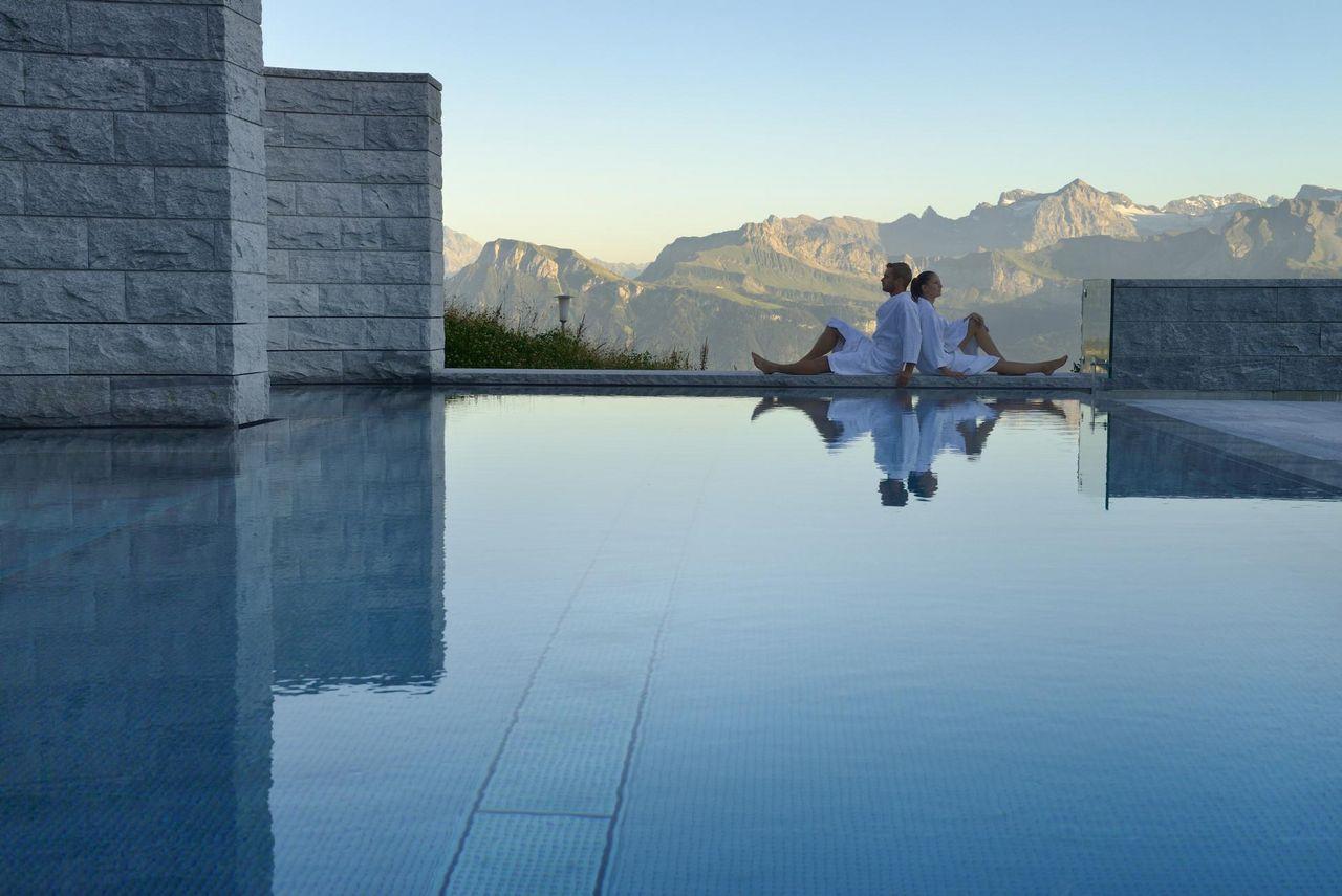 Mineral bath & spa Rigi Kaltbad