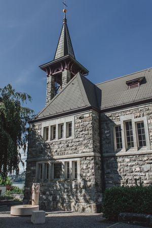 reformierte Markuskirche Vitznau