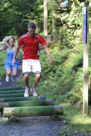 Vita Parcours - fitness trail