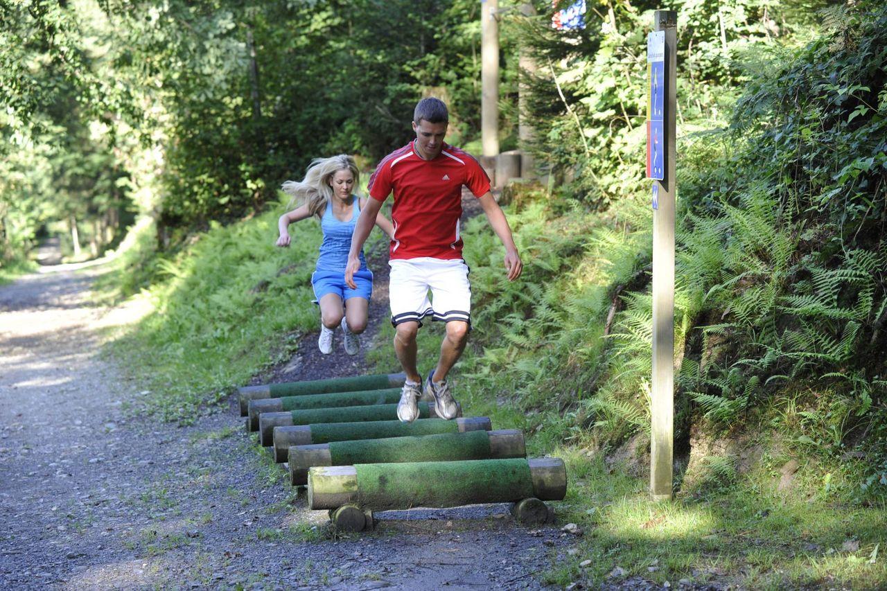 Vita Parcours - fitness trail