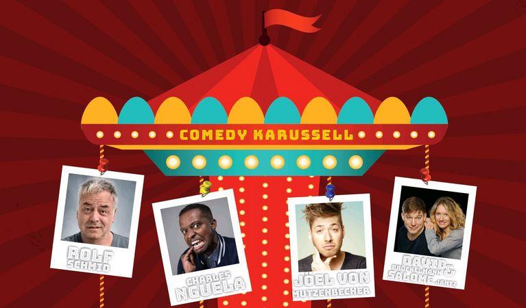 Comedy Carousel
