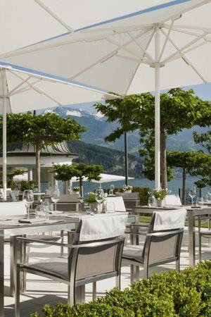 Park Hotel Vitznau - Seeterrasse