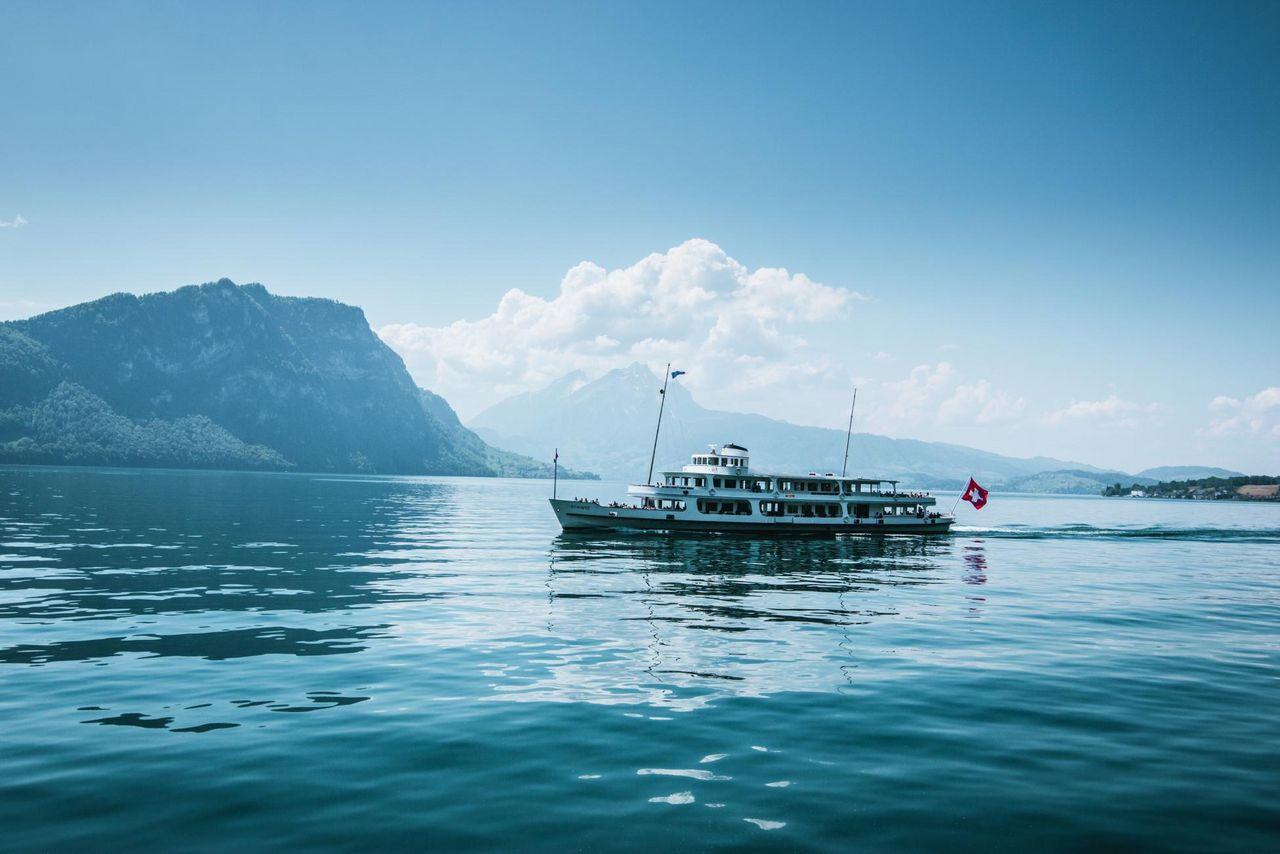 Cruises on Lake Lucerne