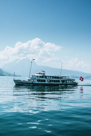 Cruises on Lake Lucerne