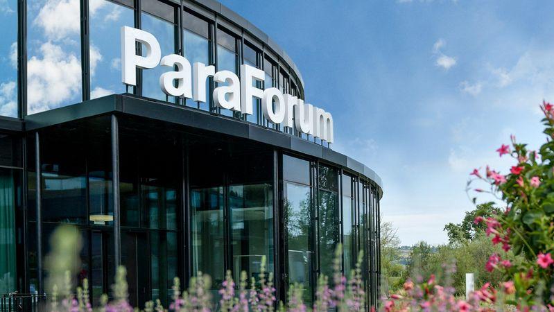 Besucherzentrum ParaForum