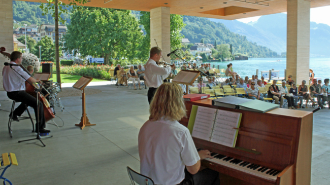Pavilion Concert by the Allegretto Band