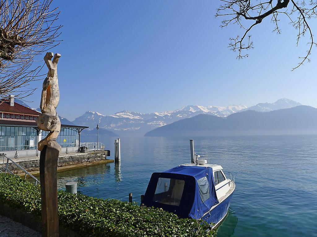 Ferienwohnung Seeblick
